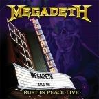 RUST IN PEACE LIVE (CD + DVD)