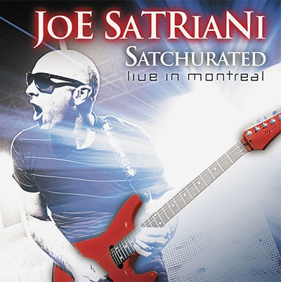 SATCHURATED - LIVE IN MONTREAL (DVD)