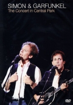 THE CONCERT IN CENTRAL PARK 1982 (DVD)