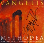 Vangelis: Mythodea (Music For The Nasa Mission: 2001 Mars Odyssey)