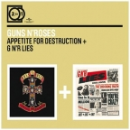 2 for 1 appetite for destruction g n r lies