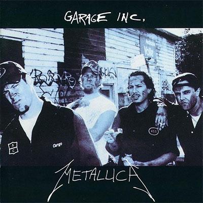 GARAGE INC (6 LP BOX SET) (VINYL)