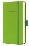 notebook conceptum paradise green a6