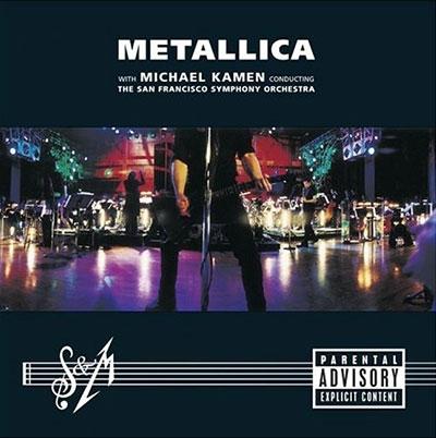 METALLICA S&M 6 LP (VINYL)