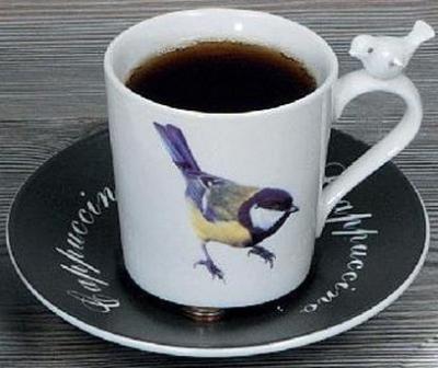 Oljica za kafu birds delfi knji are sve dobre for Hoff interieur gmbh