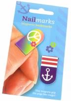 Bookmarker Nailmarks Cool