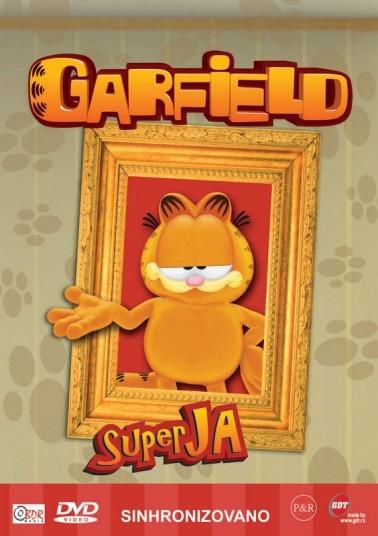 GARFILD - SUPER JA