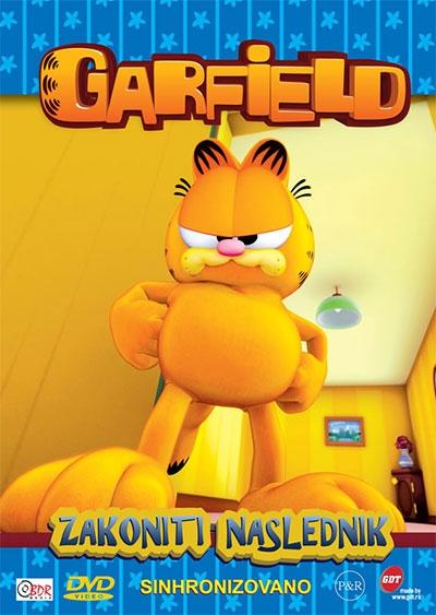 GARFILD - ZAKONITI NASLEDNIK