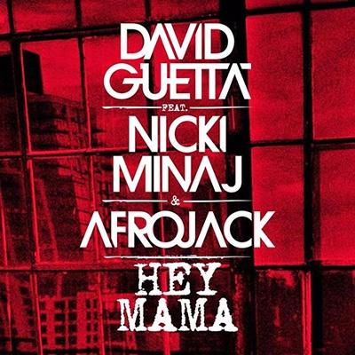 Hey Mama Feat. Nicki Minaj, Afrojack LP