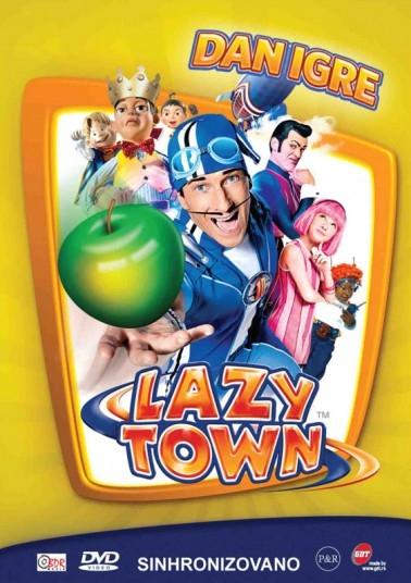 LAZY TOWN - DAN IGRE