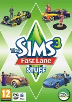 PC THE SIMS 3: FAST LANE STUFF
