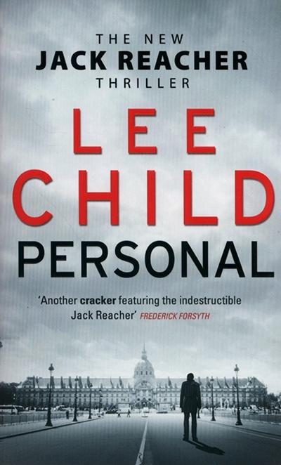Personal Jack Reacher 19 Lee Child Delfi Knjižare