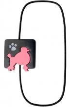 Precious bookmark dog