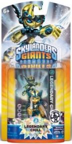 SKYLANDERS: GIANTS LIGHTCORE CHARACTER PACK (LEGENDARY CHILL)