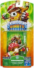 SKYLANDERS: GIANTS LIGHTCORE CHARACTER PACK (SHROOMBOOM)
