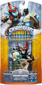 Skylanders: Giants Single Character Pack - Fright Rider