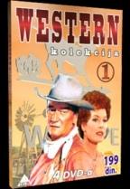 Western kolekcija 1 box set