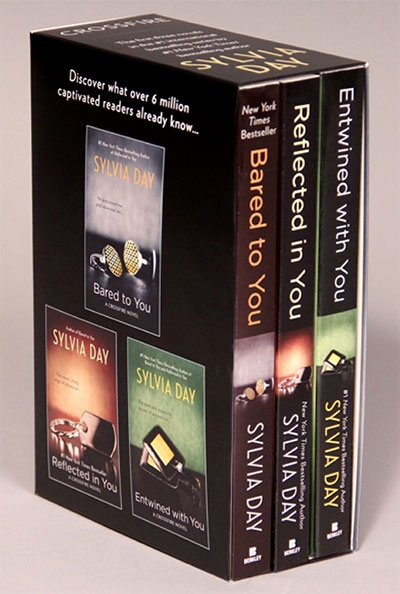 CROSSFIRE SERIES BOXED SET