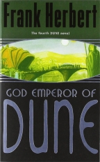 GOD EMPEROR OF DUNE: THE FOURTH DUNE NOVEL