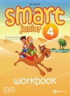 Smart Junior 4, engleski jezik, radna sveska za 4. razred osnovne škole