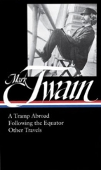 A Tramp Abroad/Following The Equator/Other Travels (Library Of America)