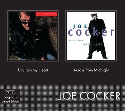 Coffret 2 CD: Unchain My Heart / Across From Midnight
