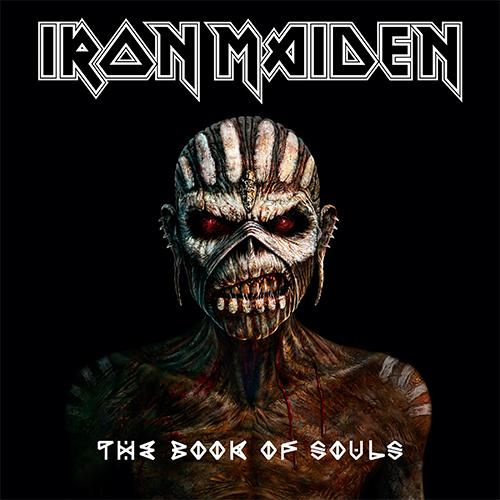The Book Of Souls (Vinyl - 3LP)