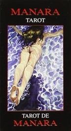 MANARA EROTIC TAROT - MINI TAROT CARDS