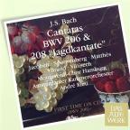 JS Bach Cantatas 206 & 208