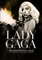 LADY GAGA – THE MONSTER BALL TOUR AT MADISON SQUARE GARDEN (DVD)