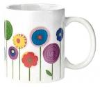 Morph Mug - Flowers