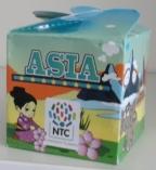NTC kocka - Azija