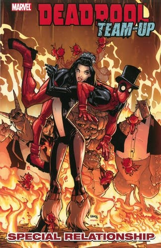 Deadpool Team-Up, Vol. 2: Special Relationship