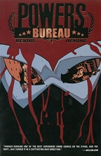 Powers: Bureau Volume 2: Icons