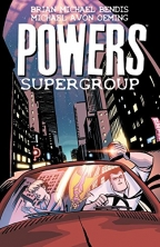 Powers - Volume 4: Supergroup