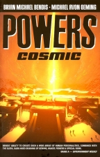 Powers - Volume 10: Cosmic