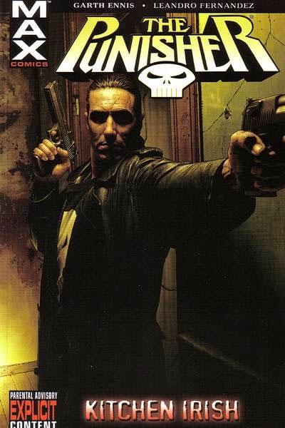 Punisher Max - Volume 2: Kitc Hen Irish