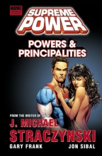 SUPREME POWER: POWERS & PRINCIPALITIES (Revised edition)
