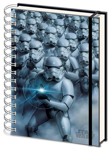 Agenda - Star Wars, Stormtroopers - 3D A5
