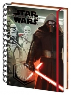 Agenda - Star Wars Episode VII, Kylo Ren & Troopers, A5