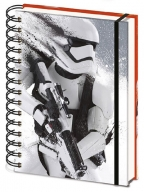 agenda - star wars episode vii stormtrooper paint a5