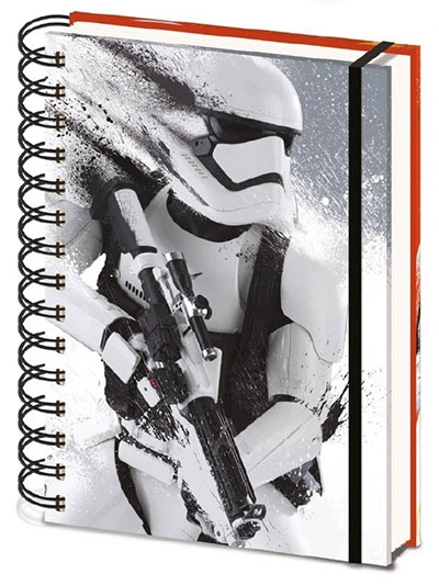 Agenda - Star Wars Episode VII, Stormtrooper Paint, A5