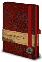 agenda - game of thrones lannister - a5 premium