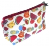 fruit make up bag