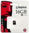 mikro sd kartica kingston bez adaptera klasa 4 - 16 gb
