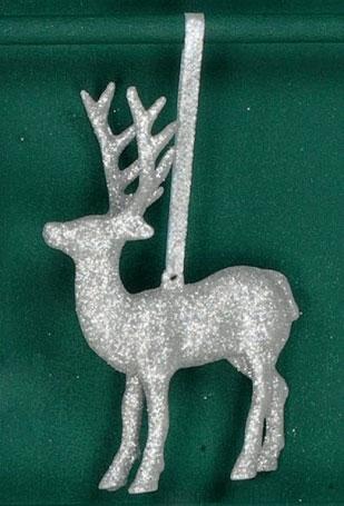 Novogodi nji ukras jelen delfi knji are sve dobre for Hoff interieur gmbh