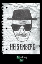 Poster - Breaking Bad, Heisenberg Wanted