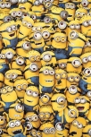 poster - despicable me many minions