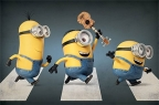 Poster - Minions, Abbey Road