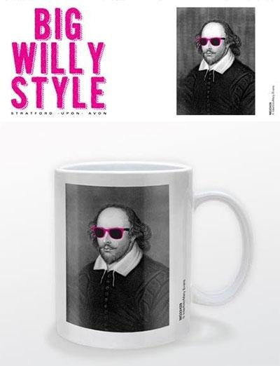 Šolja - Shakespeare, Big Willy Style